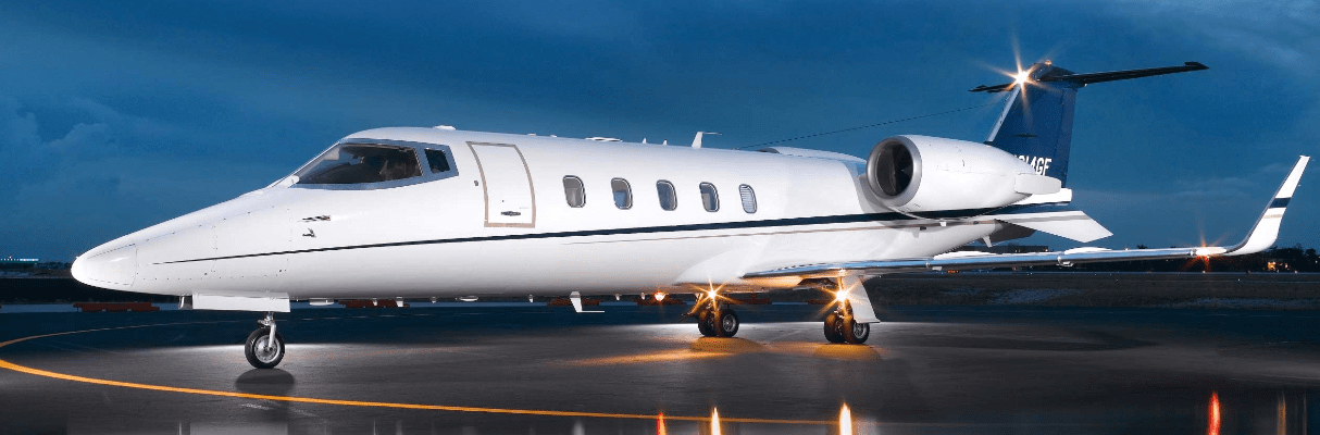 private jet rental middle east