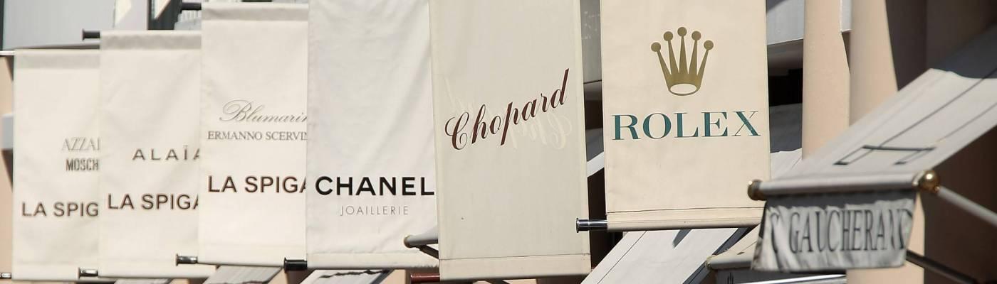 luxury fashion brands